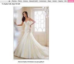 wedding dresses 2014 tolli makes bridal guide s top 25 of 2014 list mon cheri