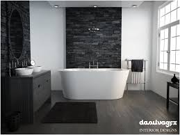 stacked stone bathroom by dasilvagfx on deviantart master bath