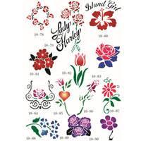 cheap tattoos butterflies flowers designs free shipping tattoos