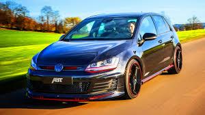 dark blue volkswagen abt vs4 volkswagen golf gti dark edition 2014 aro 20 2 0 tsi turbo