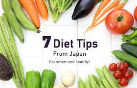 eat healthy and smart with 7 diet tips from japan u2013 japancentre blog