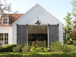 Modern Barn Shelter The Modern Barn Style