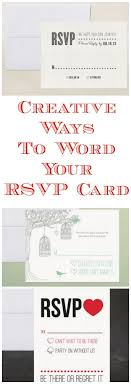 sle rsvp cards rsvp card wording in 4 easy steps from drippy ink letterpress