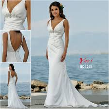 wedding dresses for the beach bridal wedding dress beach