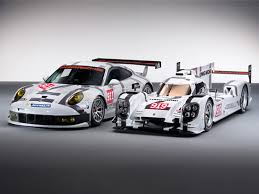 porsche hybrid 911 919 hybrid and 911 rsr premiere and european debut of the