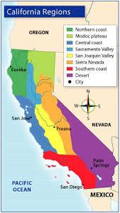 california map desert region macmillan mcgraw hill california vistas 2007