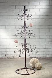 ornament display tree large scroll design ornament trees