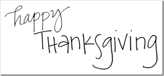 happy thanksgiving text clipart clipartxtras