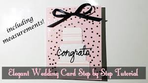 congrats wedding card paper cake congrats wedding card sss june 2017 card kit