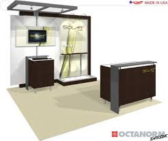 selected furniture booths guide solar a 10 x 10 inline trade show booth epic displays