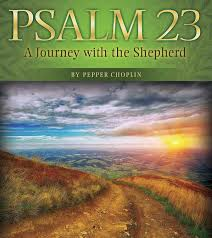 psalm 23 a journey with the shepherd pepper choplin