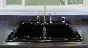 black kitchen sink commodore of indiana