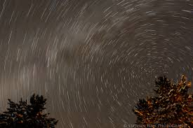 polaris star how u0027d you do that star trails stephen elms photography