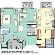 Disney Boardwalk Villas Floor Plan Disneyadvice Info Beach Club Villas U2013 A Review
