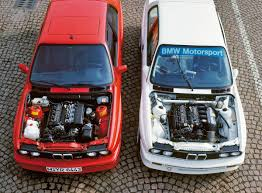 bmw e30 m3 25 years ago a chion in touring car racing the e30 m3 was