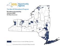 County Map Of New York State by Cuomo Re Announces 500 Million Broadband Initiative