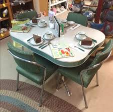 Vintage Dining Room Sets Beautiful Vintage Dinette Sets You U0027ll Want In Your Kitchen