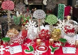 christmas party table decorations christmas party table decorations party supplies ideas decorations