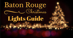 zoo lights baton rouge baton rouge area christmas lights