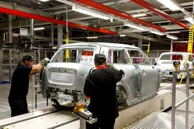 bmw factory assembly line bmw close to outsourcing mini production to china u0027s great wall