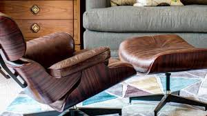 Eames Lounge Chair In Room Eames Lounge Chair Youtube