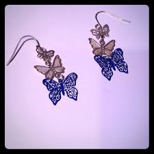 lightweight earrings sensitive ears lightweight butterfly earrings sensitive ears butterfly