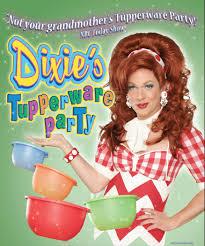 dixie u0027s tupperware party is a hoot and a half he said she said