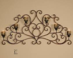 Wall Candle Holders Wall Mounted Candle Holders Contemporary
