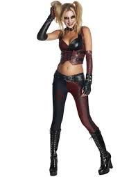 party city disfraces de halloween harley quinn costumes