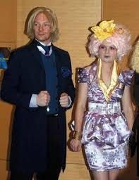 Effie Halloween Costumes Starting Pattern Caesar Flickerman Costume