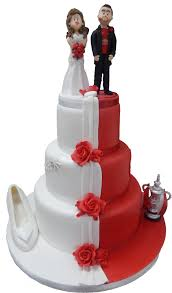 wedding cake liverpool home