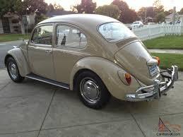 volkswagen beetle classic for sale vw bug volkswagen beetle tan savannah beige rare classic