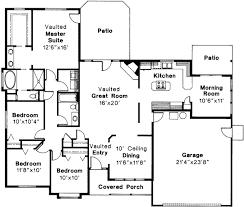 house 16081 blueprint details floor plans
