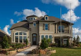 New Homes Decorated Models David Weekley Homes West Ranch