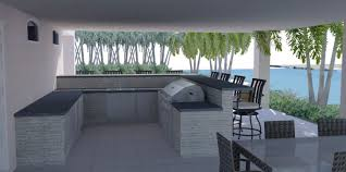 outdoor kitchen landscape and designs boca raton u0026 palm beach