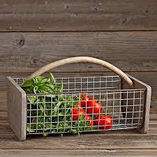 gathering basket williams sonoma