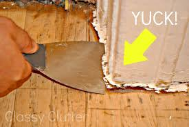 how to remove carpet and refinish wood floors part 1 clutter