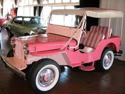 pink toy jeep pink antique jeep i have a tonka truck jeep from the 60 u0027s that