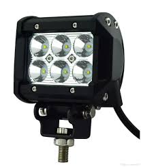 Led Off Road Lights Cheap 4 18w 6 Led 3w Cree Led Working Light Bar Off Road Suv Atv 4wd 4x4