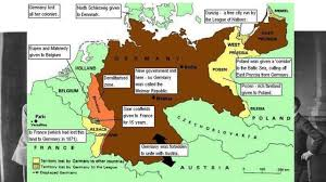 Post Ww1 Map The World After Wwi Youtube