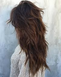 images front and back choppy med lengh hairstyles best 25 long choppy haircuts ideas on pinterest choppy layers