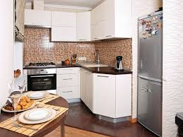 Best Kitchen Cabinets For Small Apartment With Creative Backsplash - Kitchen cabinet apartment