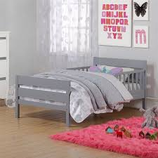 toddler beds for girls amazon com baby relax cruz toddler bed gray baby
