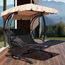 Best Patio Furniture Material - furniture marvellous garden swing design ideas with cream