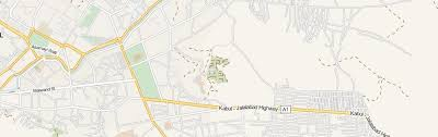 kabul map afghanistan map software for your gps