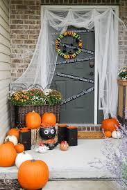 Halloween Decorations For Outdoor outdoor halloween decorations for your porch