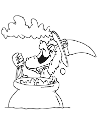halloween coloring pages kids free coloring pictures