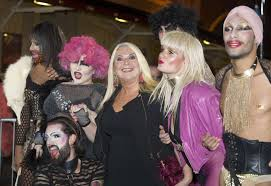 vanessa feltz the rocky horror picture show 40th anniversary