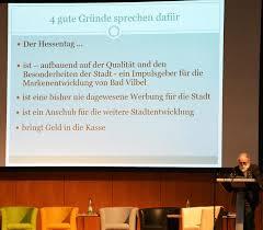 Bad Vilbeler Anzeiger Ein Positiver Schub Für Die Stadt