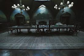 dark shadows u0027 the story behind the grand gothic set design